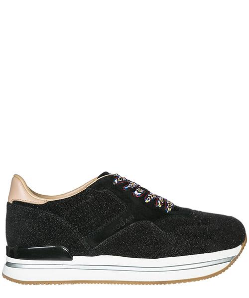 Sneakers Hogan H222 HXW2220M468JDJ079X nero