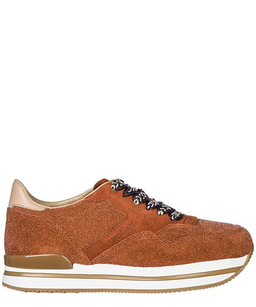 Sneakers Hogan H222 HXW2220M468JDJ0LKD arancione