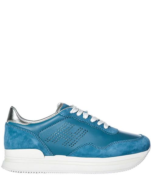 Wedge sneakers Hogan H222 HXW2220Q1403XW0G96 blu