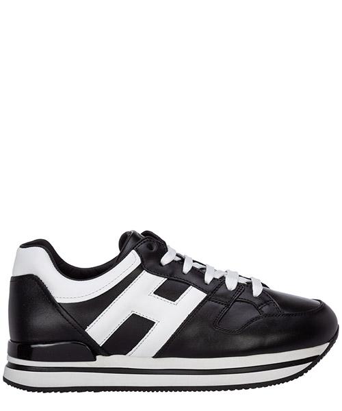 Sneakers Hogan H222 HXW2220T548HQK0002 nero