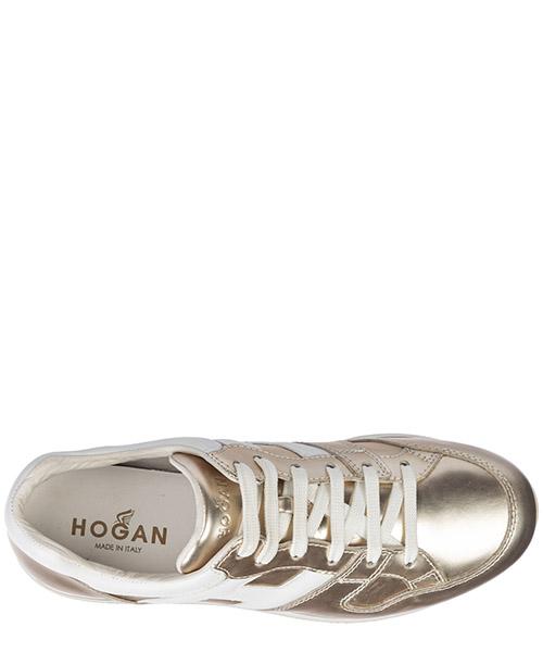 Zapatos zapatillas de deporte mujer en piel h222 secondary image