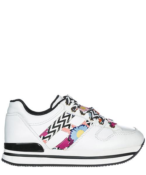 Sneakers Hogan H222 HXW2220T549IAP0P69 bianco