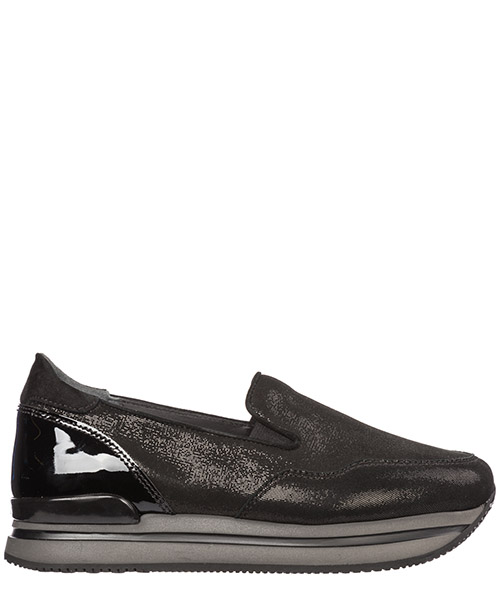Slip on Hogan H222 HXW2220T671JDHB999 nero