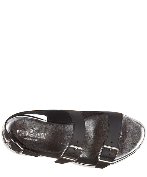 Women's leather sandals  fibbie secondary image
