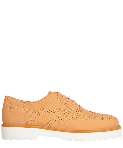 Высокие каблуки Hogan H259 HXW2590R3207UTG618 arancione