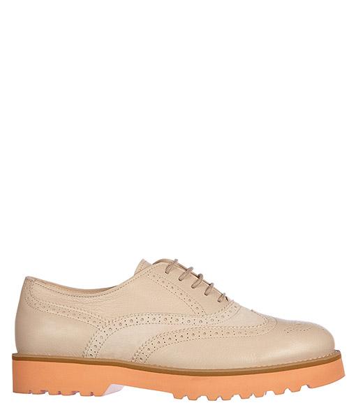 Высокие каблуки Hogan HXW2590R3208LOM024 beige