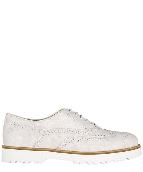 Scarpe francesine Hogan HXW2590R320FEZB001 bianco