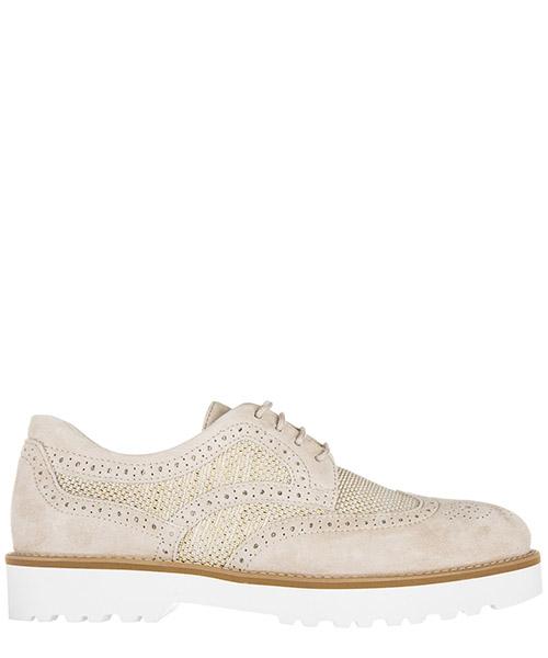 Высокие каблуки Hogan HXW2590T950C610H04 beige