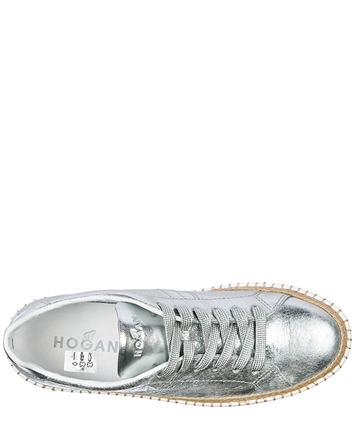 Scarpe sneakers donna in pelle r260 secondary image