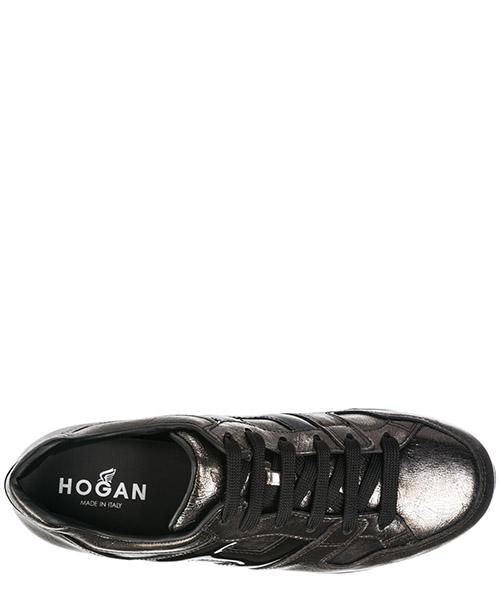 Zapatos zapatillas de deporte mujer en piel maxi h222 secondary image