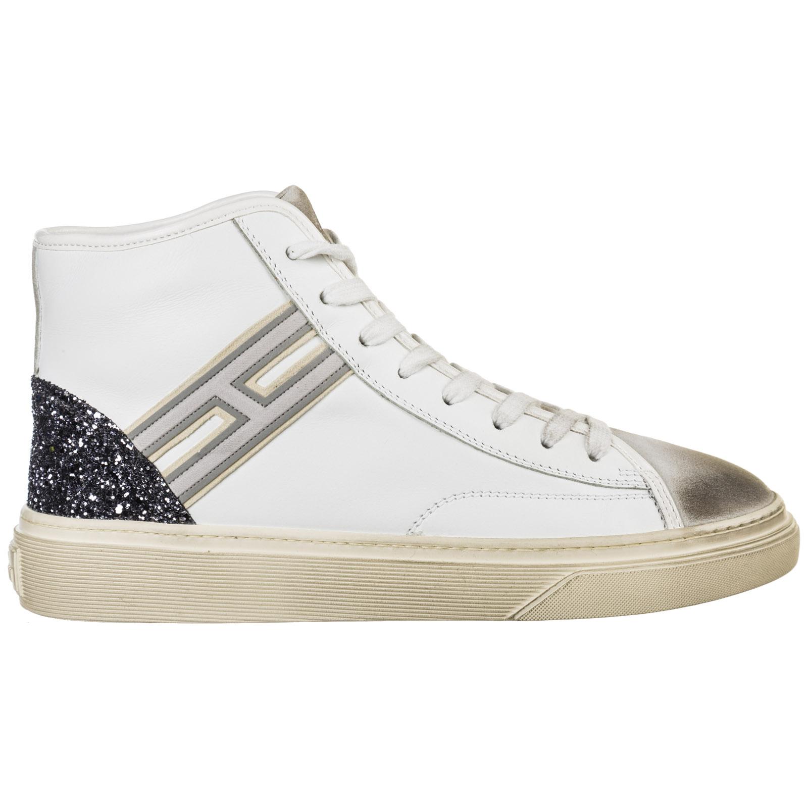 Sneakers alte Hogan H342 HXW3420J240HSB0ZPM bianco  9dbb075684c