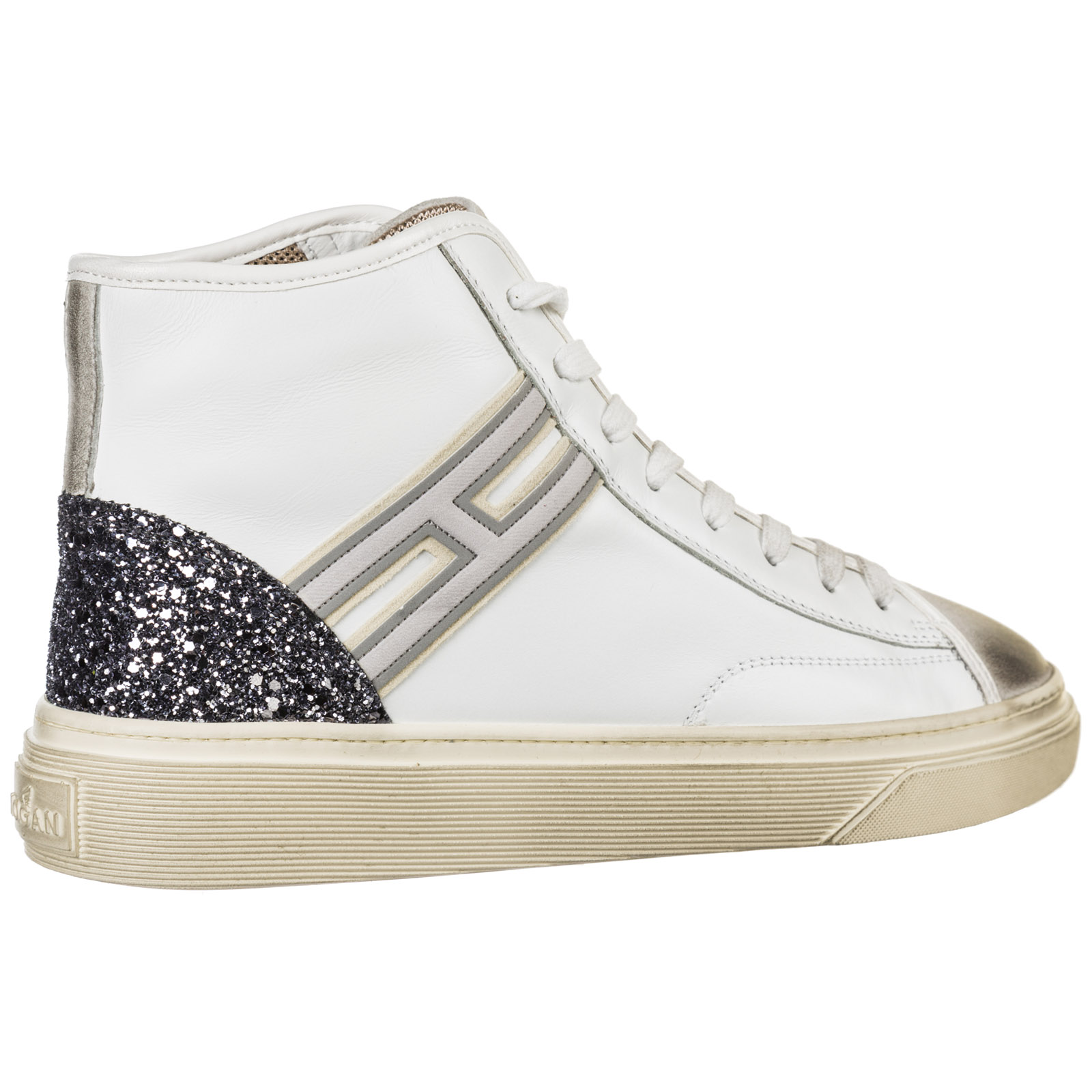 sale online cheap prices undefeated x High-top sneakers Hogan h342 hxw3420j240hsb0zpm bianco | FRMODA.com