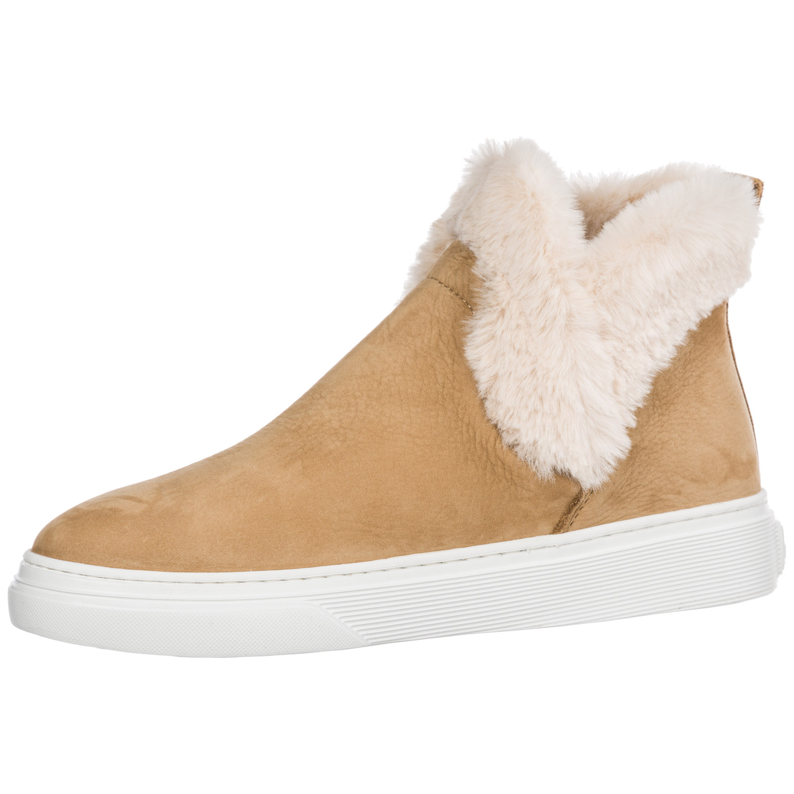 Women's suede ankle boots booties h365
