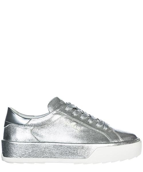 Sneakers Hogan R320 HXW3200AG80IW1B200 argento