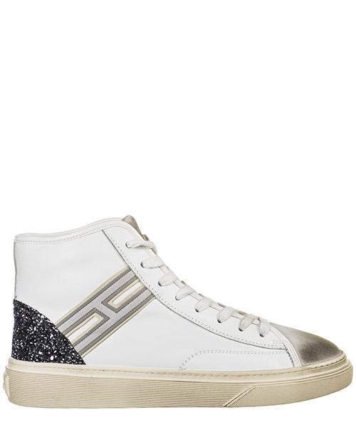 Sneakers alte Hogan H342 HXW3420J240HSB0ZPM bianco