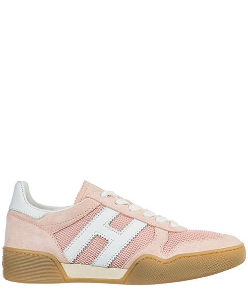 Zapatos zapatillas de deporte mujer en ante h357