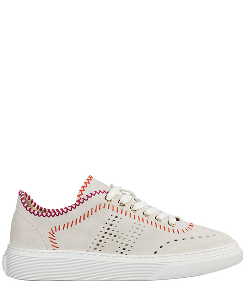 Women's shoes suede trainers sneakers h365