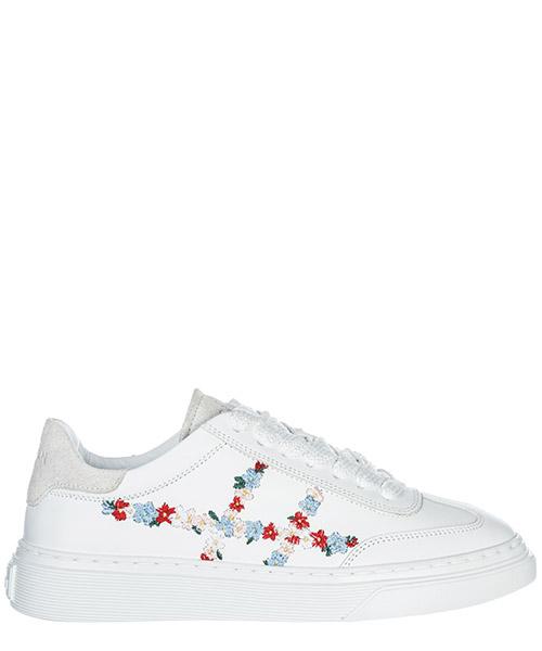 Sneakers Hogan H365 HXW3650J950I78B001 bianco