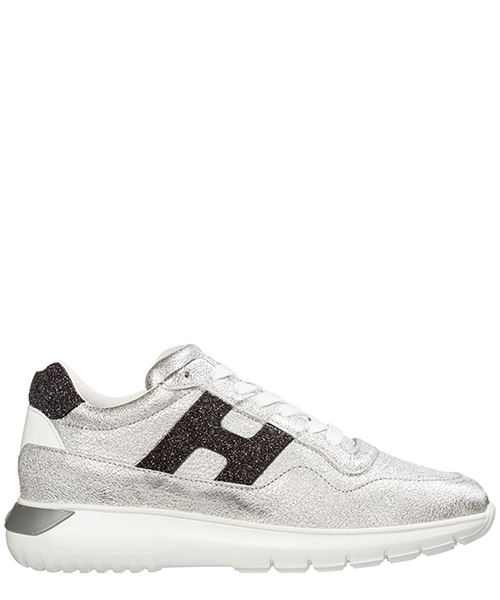 Sneakers Hogan interactive³ hxw3710ap20m1w0906 argento