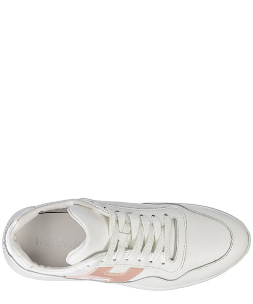 Scarpe sneakers donna in pelle interactive3 secondary image