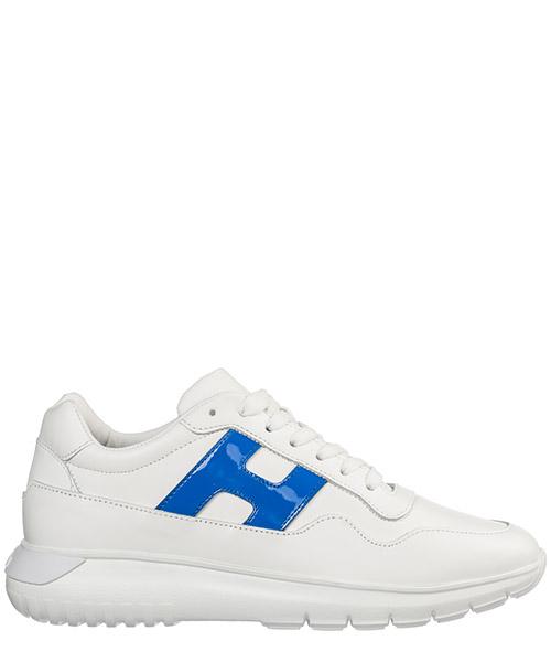 Basket Hogan interactive³ hxw3710ap21i6s0qf5 bianco blu