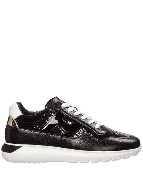 Sneakers Hogan interactive³ hxw3710ap30lle0qsb nero