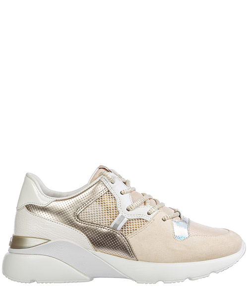 Sneakers Hogan active one hxw3850bf40kkw0qds beige