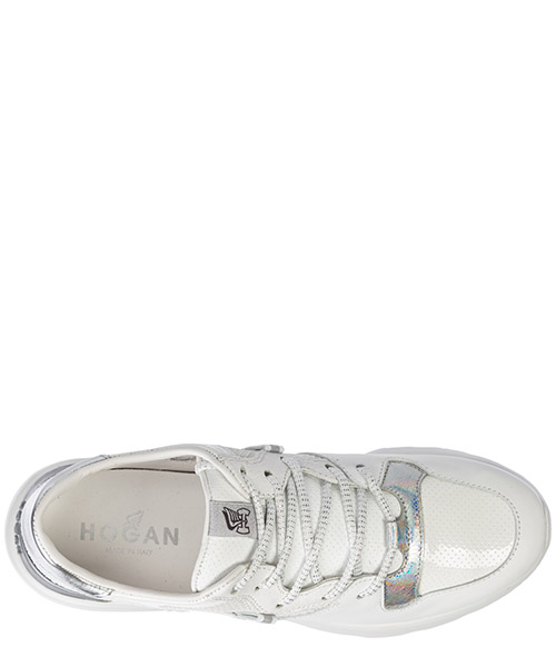 Scarpe sneakers donna in pelle active one secondary image