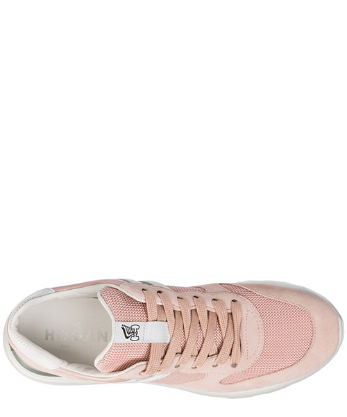 Women's shoes suede trainers sneakers active one secondary image