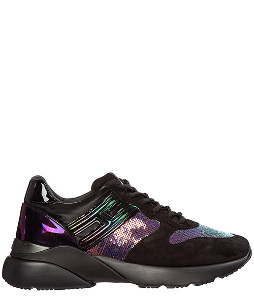 Sneakers Hogan active one hxw3850bf51ln80qt1 nero