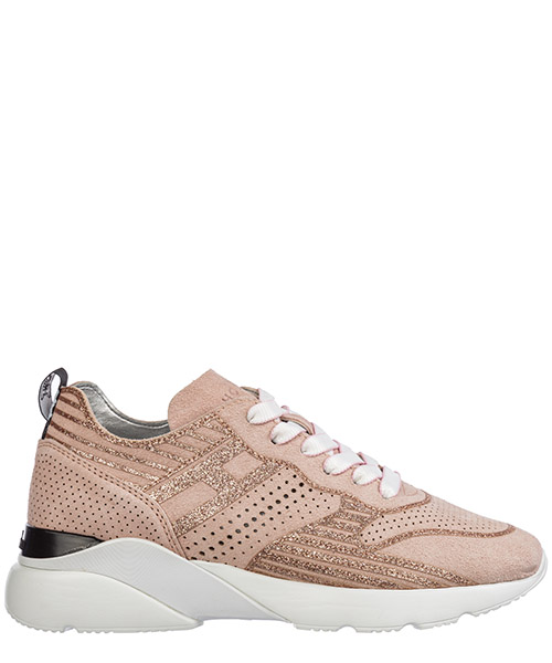 Sneakers Hogan active one hxw3850bm40ffy0zb8 rosa
