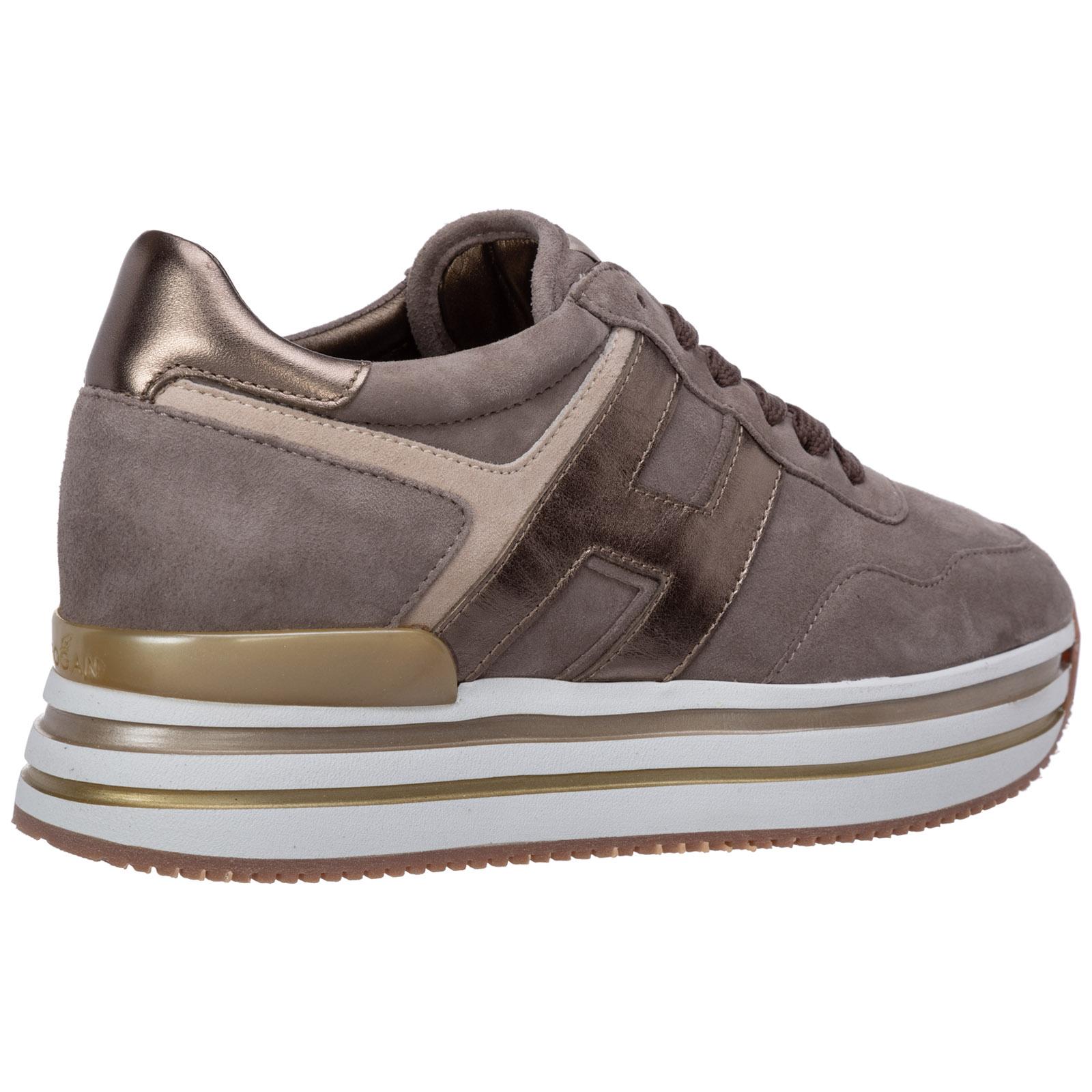 Sneakers Hogan midi platform