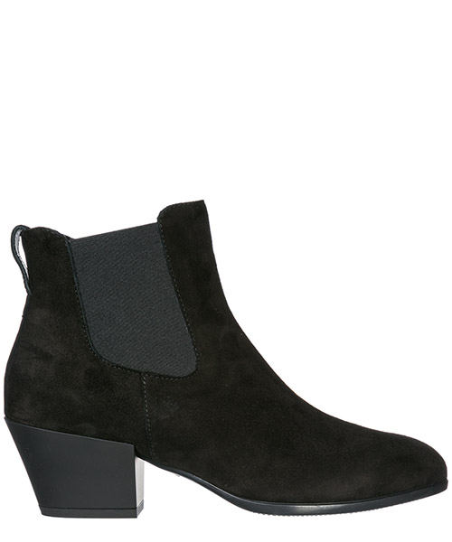 Bottines à talons Hogan HXW4010W890CR0B999 nero