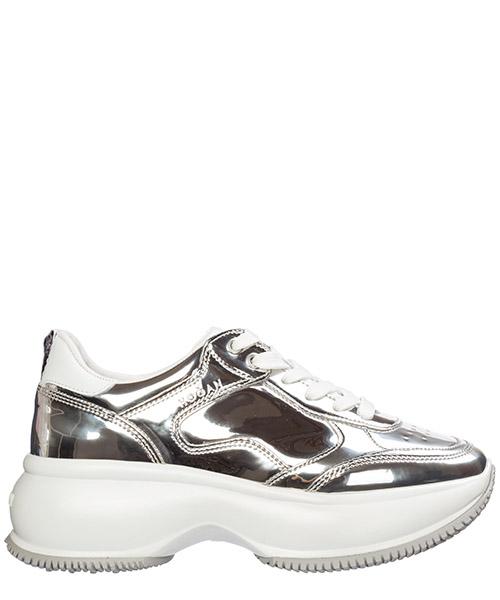 Wedge sneakers Hogan maxi i active hxw4350bn51lme0351 argento
