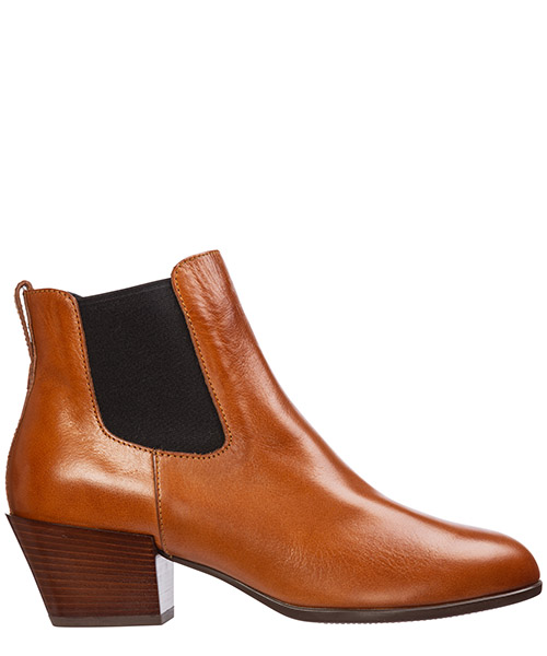 Heeled ankle boots Hogan hxw4740w890lehs003 cuoio