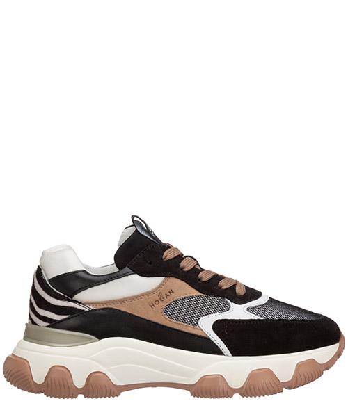 Sneakers Hogan hyperactive HXW5400DG60OO70PUC nero