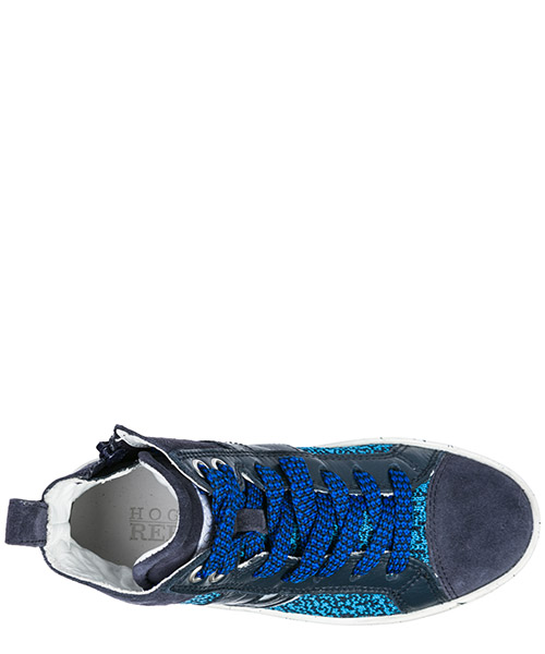 Boys shoes child sneakers alte pelle r141 secondary image