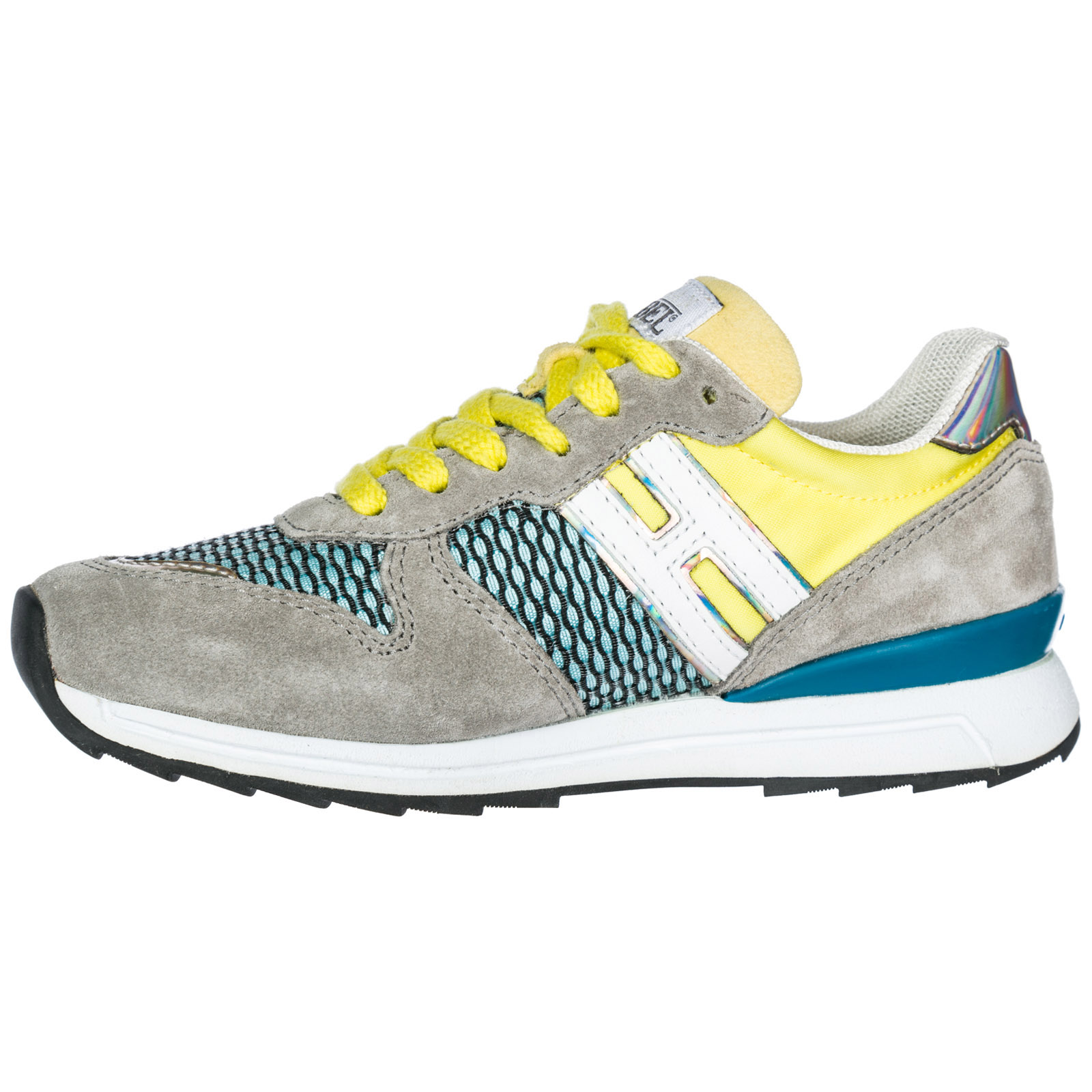 Sneakers Hogan Rebel Running - R261 HXC2610Q9008TV370U grigio ... fddf39a5f70