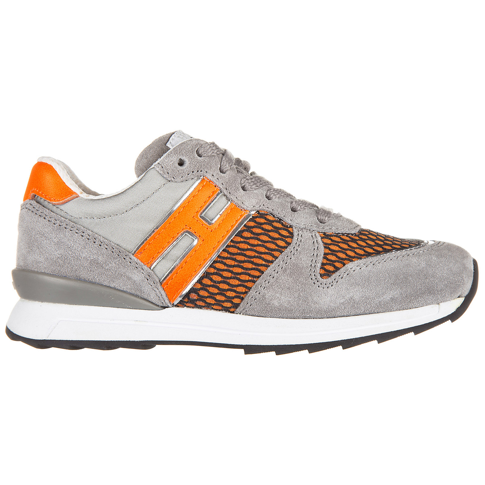 264c3cce2b137 Basket Hogan Rebel Running - R261 HXC2610Q900D5M0KJ3 grigio