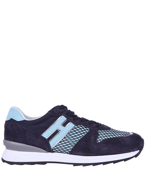 Sneakers Hogan Rebel Running - R261 HXC2610Q900D5L0KJB blu