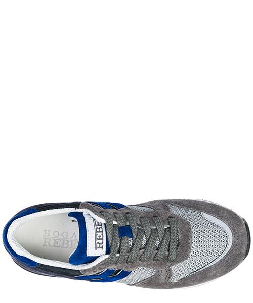 Zapatos zapatillas de deporte niño en ante r261 secondary image