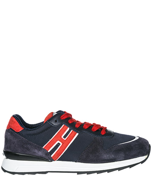Sneakers Hogan Rebel R261 HXC2610Q901E540XJ1 blu