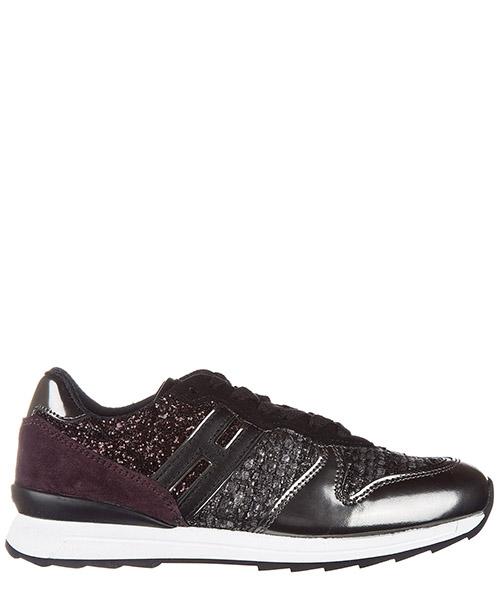 Sneakers Hogan Rebel running - r261 hxc2610q901ef8368k argento