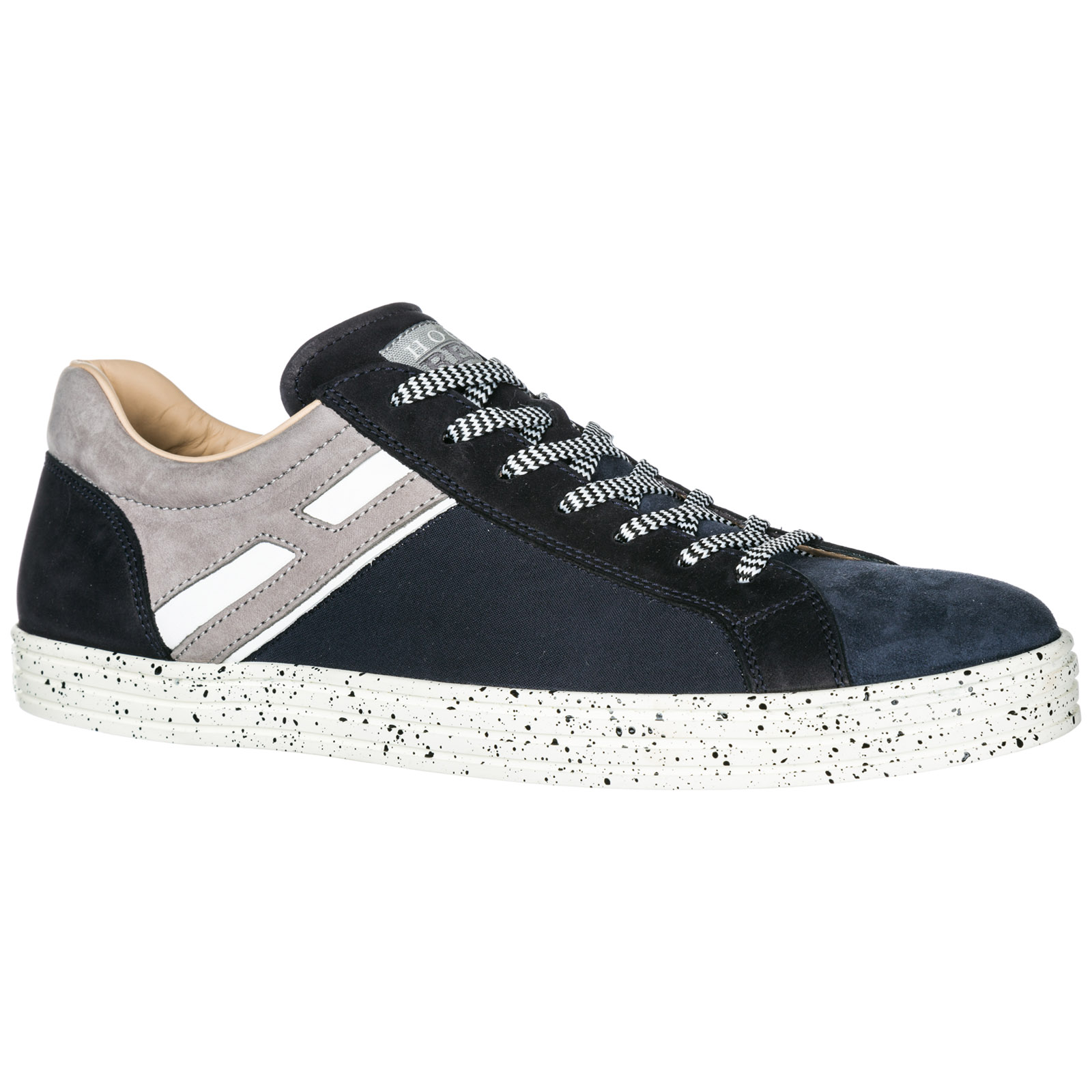 975216e70919 Sneakers Hogan Rebel R141 HXM1410O201C818536 blu denim   FRMODA.com