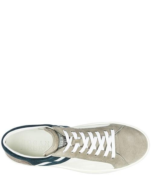 Herrenschuhe herren wildleder sneakers schuhe r141 vintage secondary image