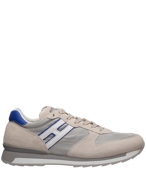 Sneakers Hogan Rebel r261 HXM2610R670BVH0KJ1 beige