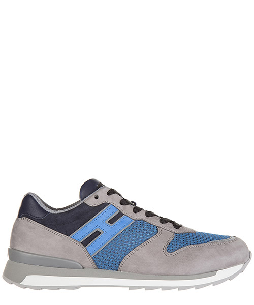 Sneakers Hogan Rebel R261 HXM2610R670C950KKN blu