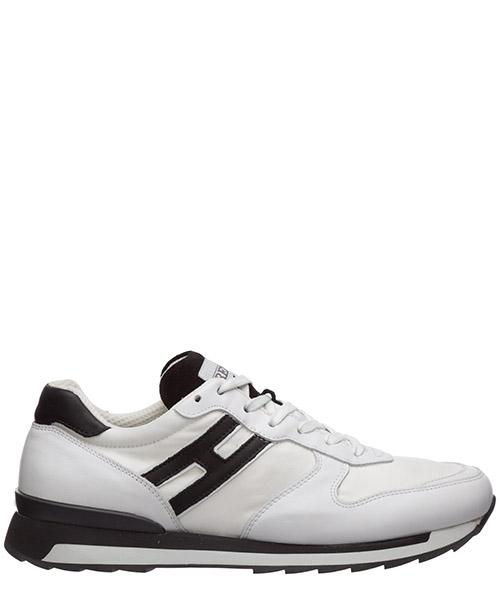 Sneakers Hogan Rebel r261 HXM2610R670CYG0001 bianco