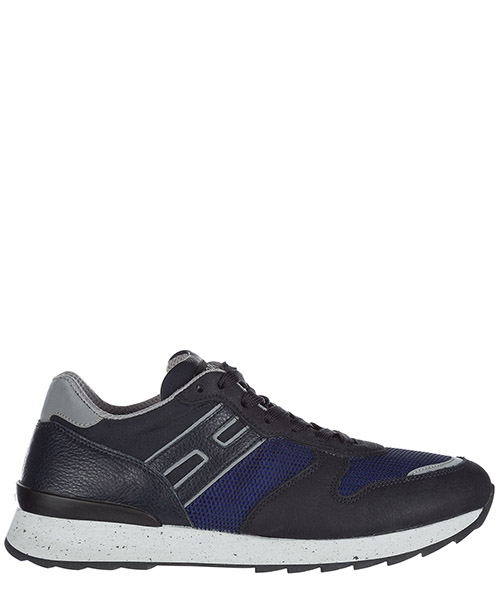 Sneakers Hogan Rebel HXM2610R670FM80XU2 blu