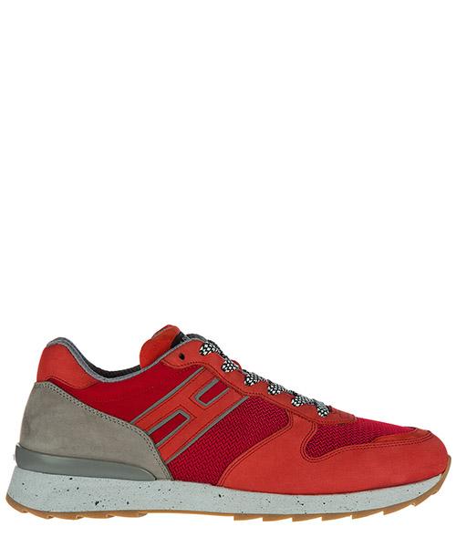 Sneakers Hogan Rebel HXM2610R670FMP0XUA rosso